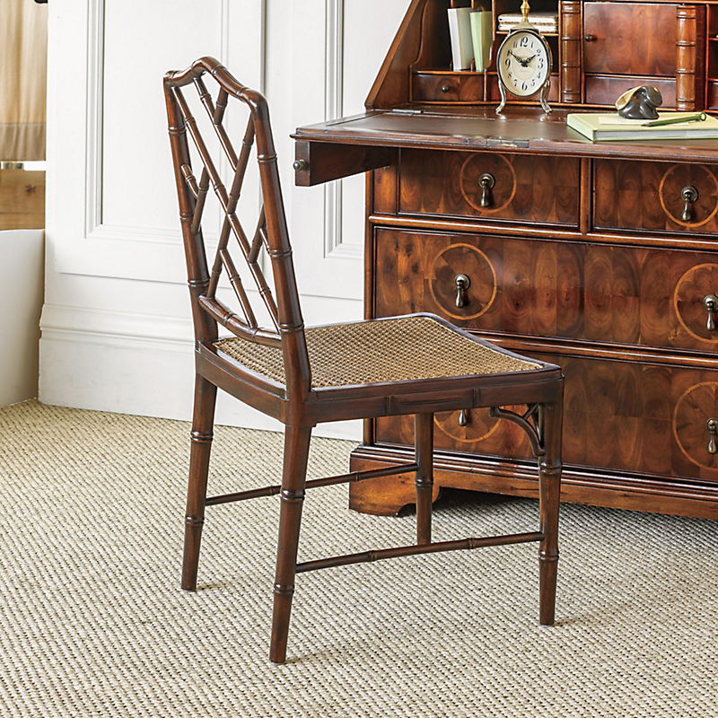 Brown Grayson Side Chair