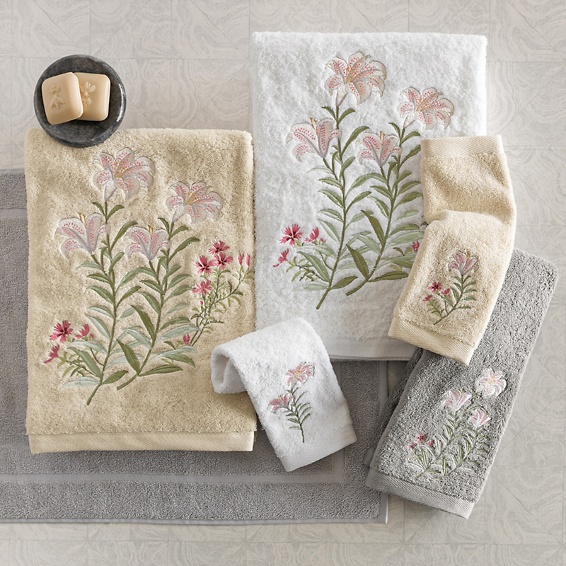 Lily Towels
