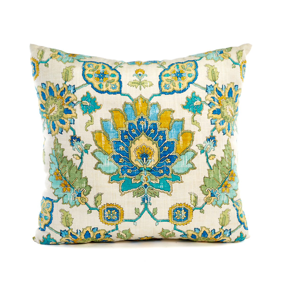 Persian Flower Pillow