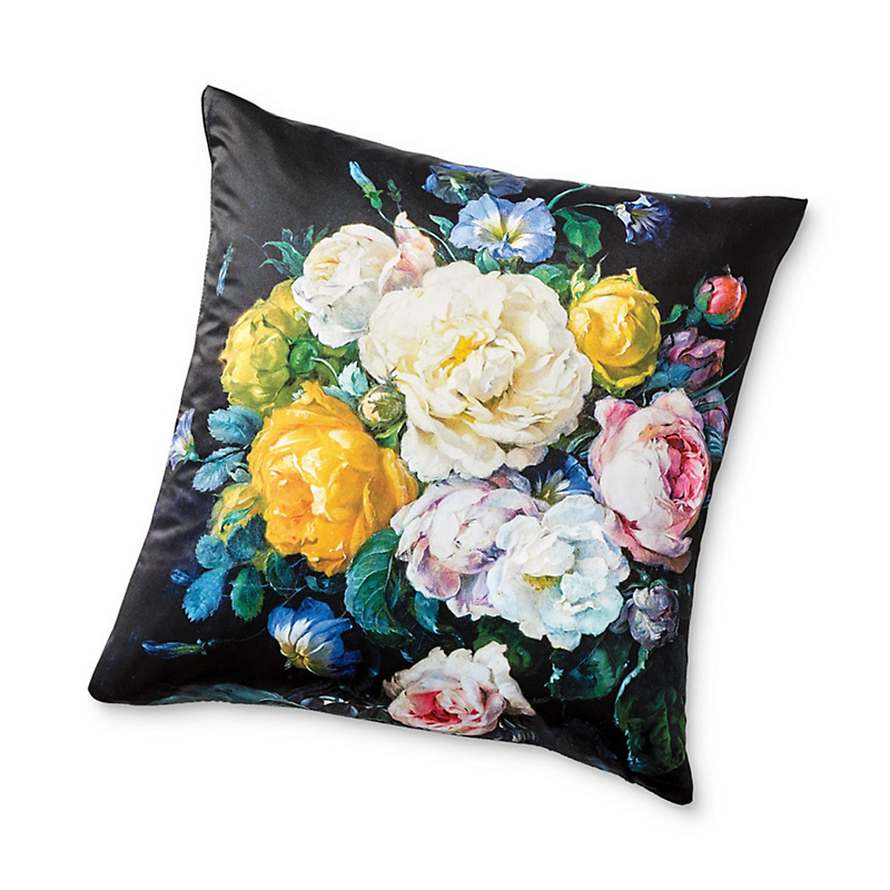 Dutch Floral Pillow