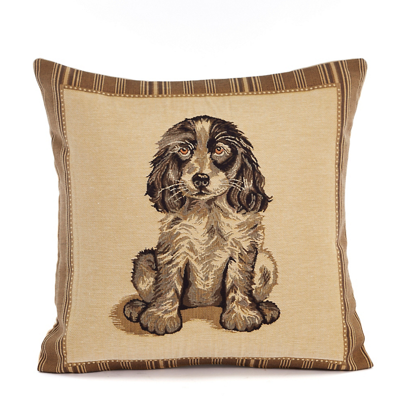 Prized Springer Spaniel Pillow
