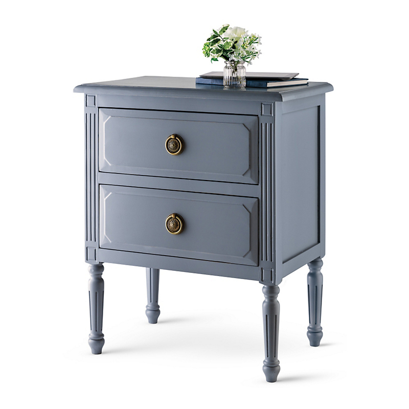 Kentfield Side Table, Classic Gray