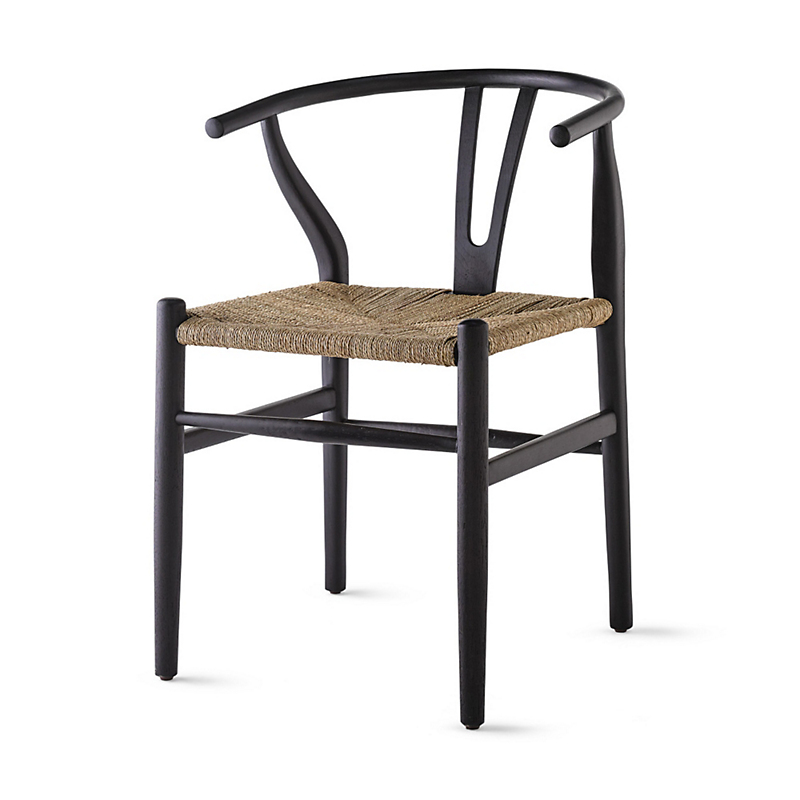 Horseshoe Chair, Black