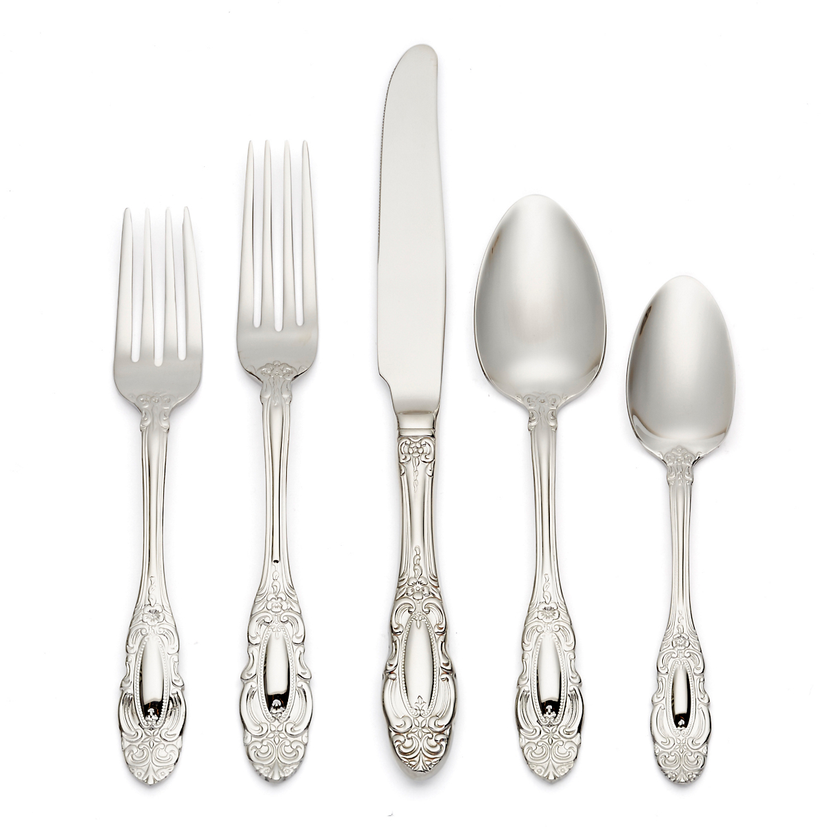 Duchess 65Pc Flatware Set With Chest