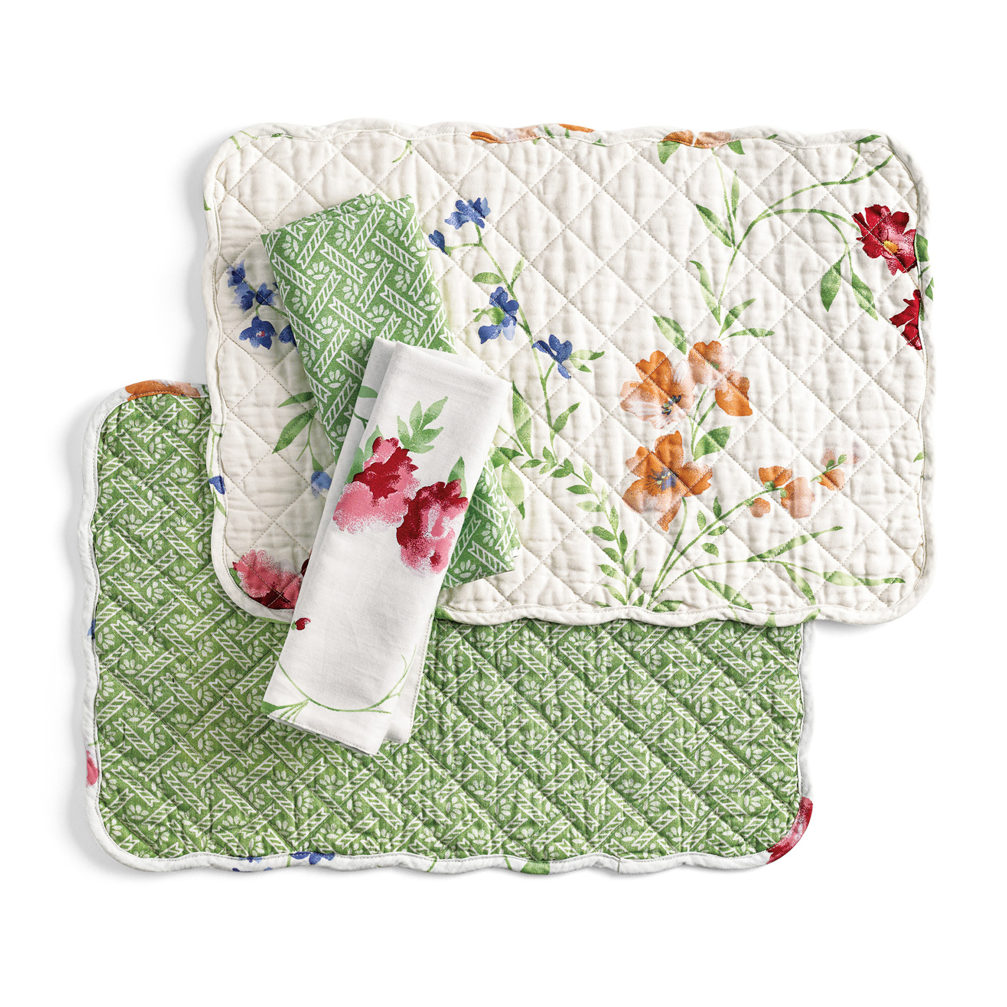 Emma Reversible Table Linens