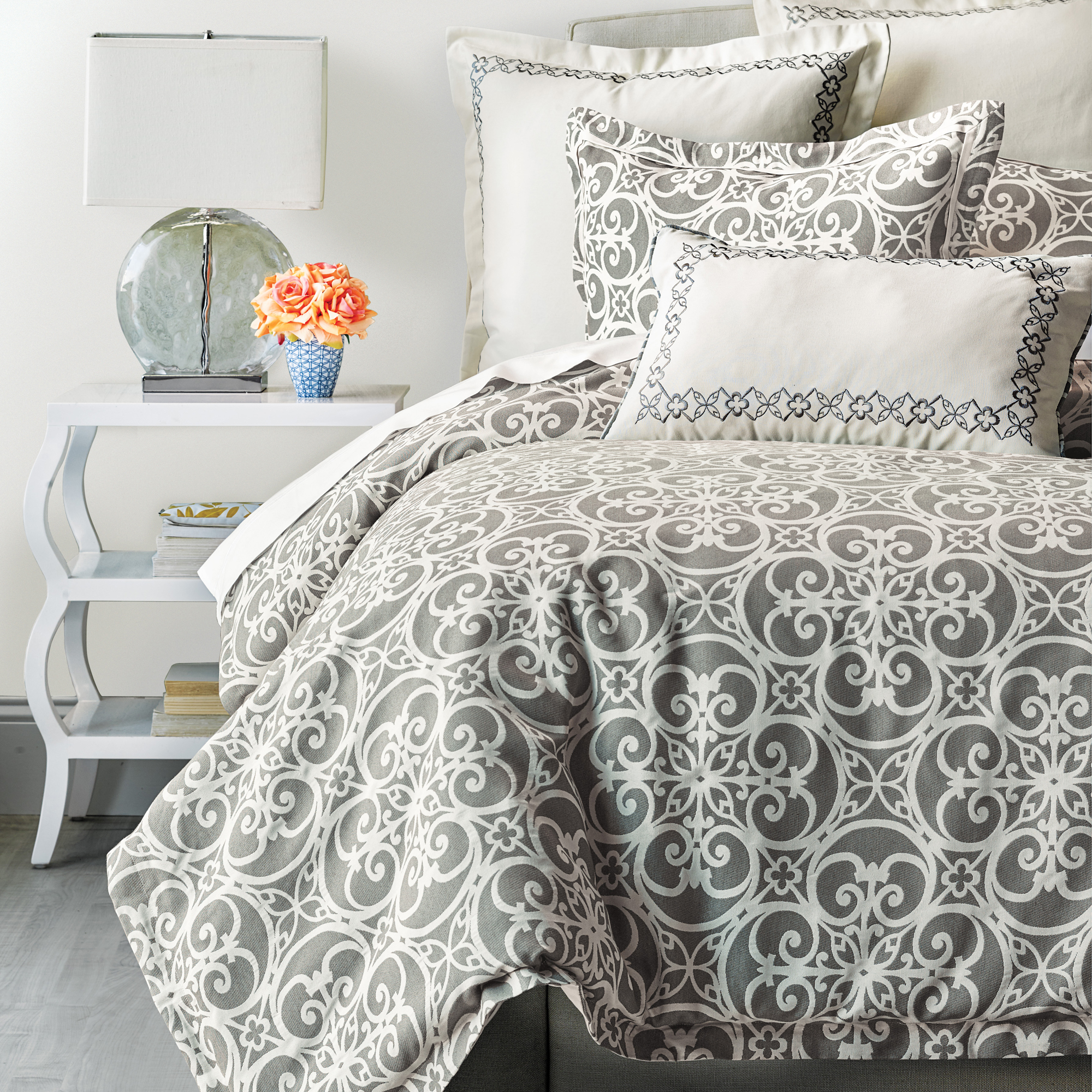 Garden Gate Jacquard Bedding Sets