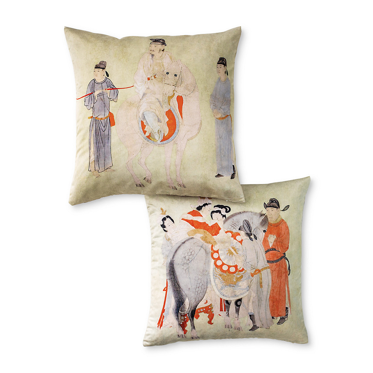 Tang Imperial Court Pillows