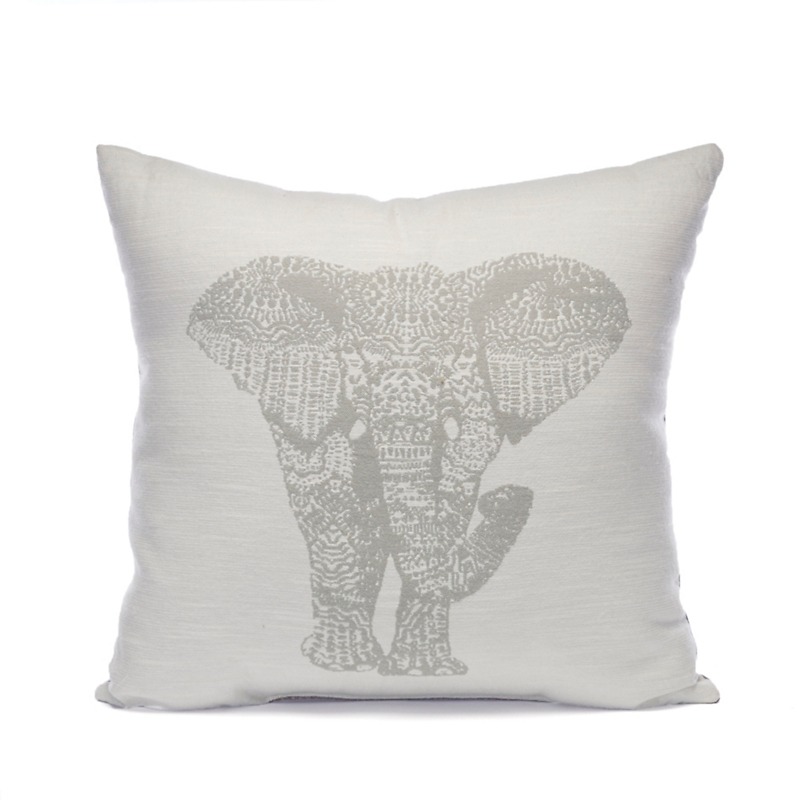 Grand Bazaar Elephant Pillow