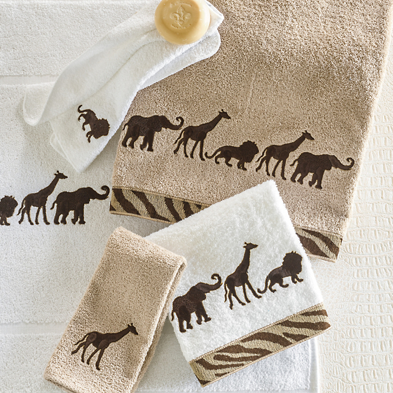 Safari Towels
