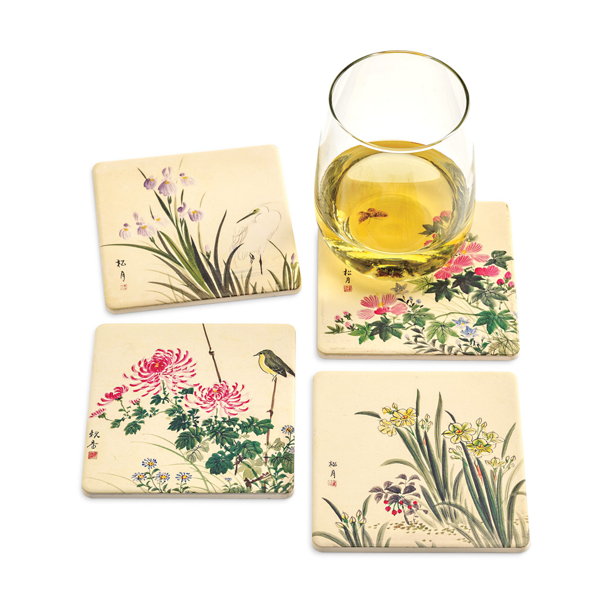 Palace Garden Coasters