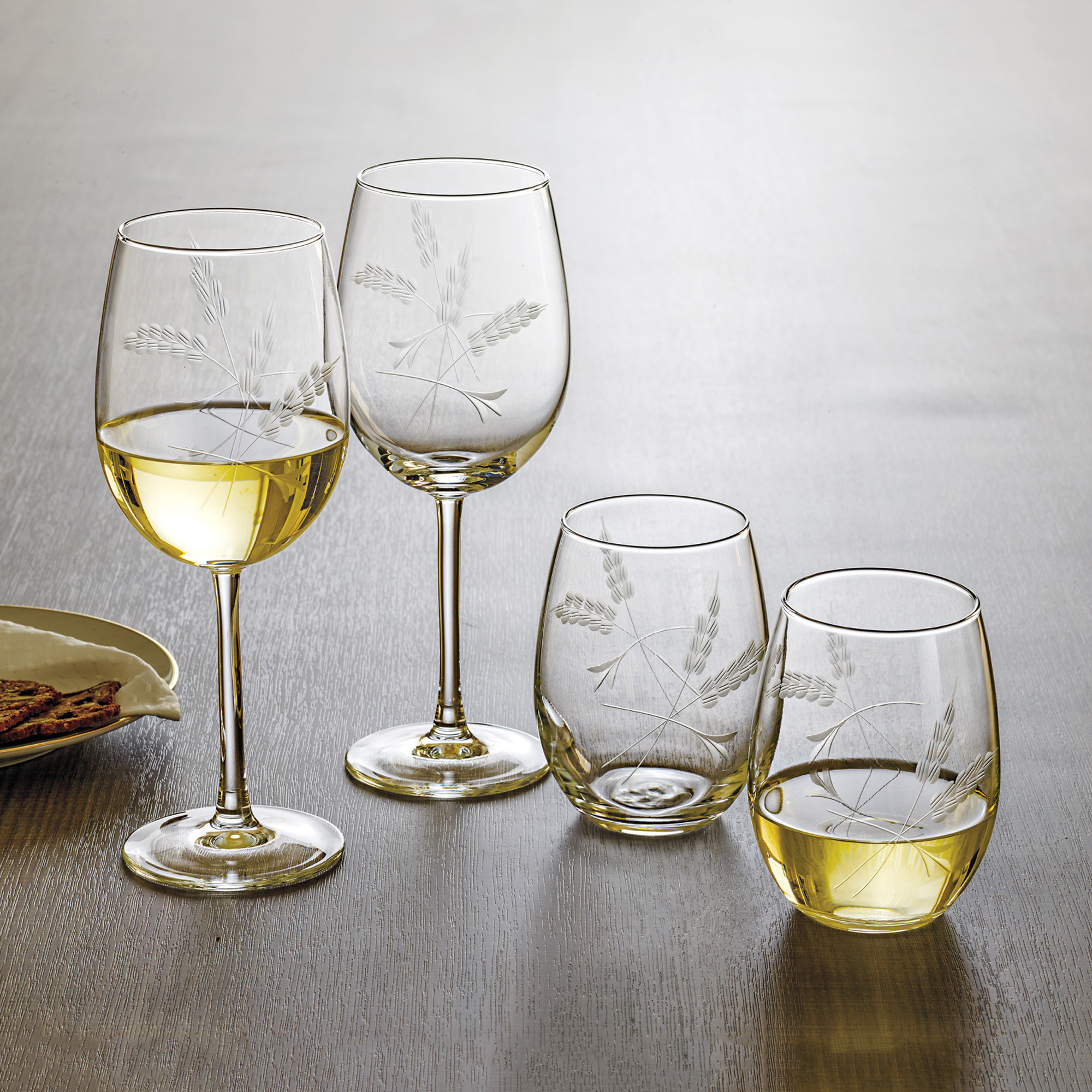 Wheat Glassware