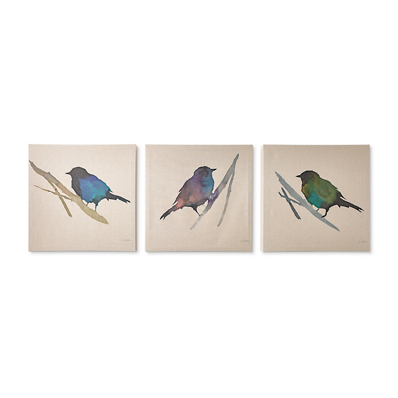 Three Little Birds Artwork