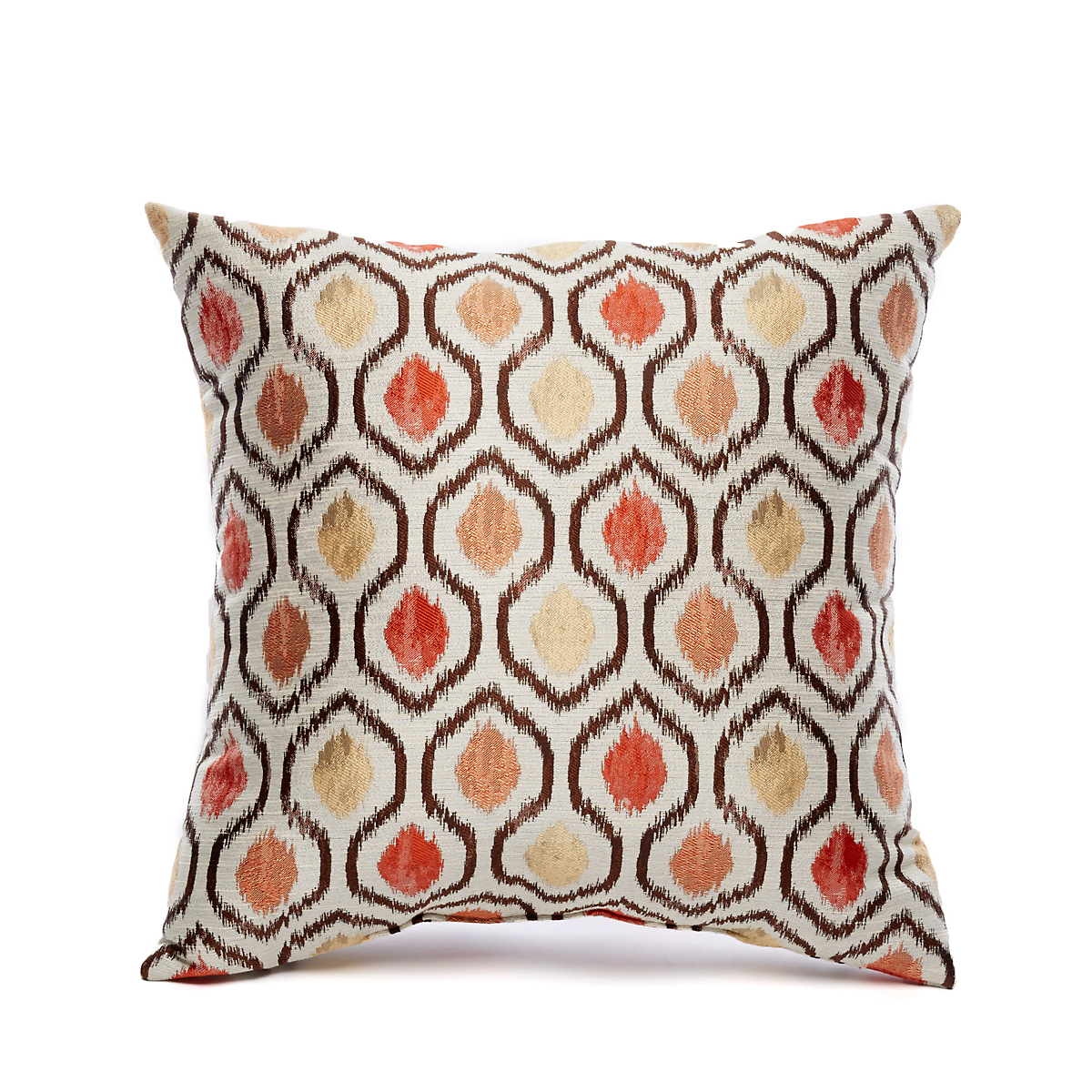 Tanzania Copper Dots Pillow