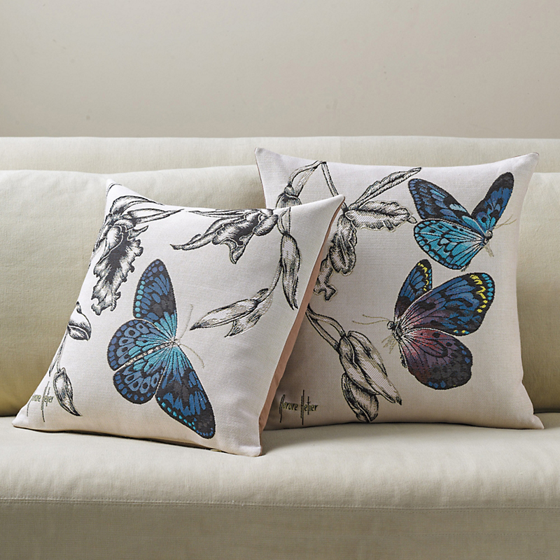 Papillion Tapestry Pillows