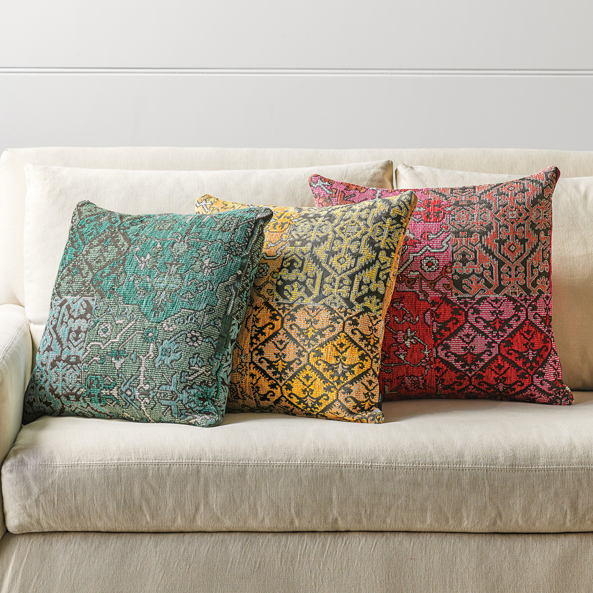 Bohemia Tapestry Pillows