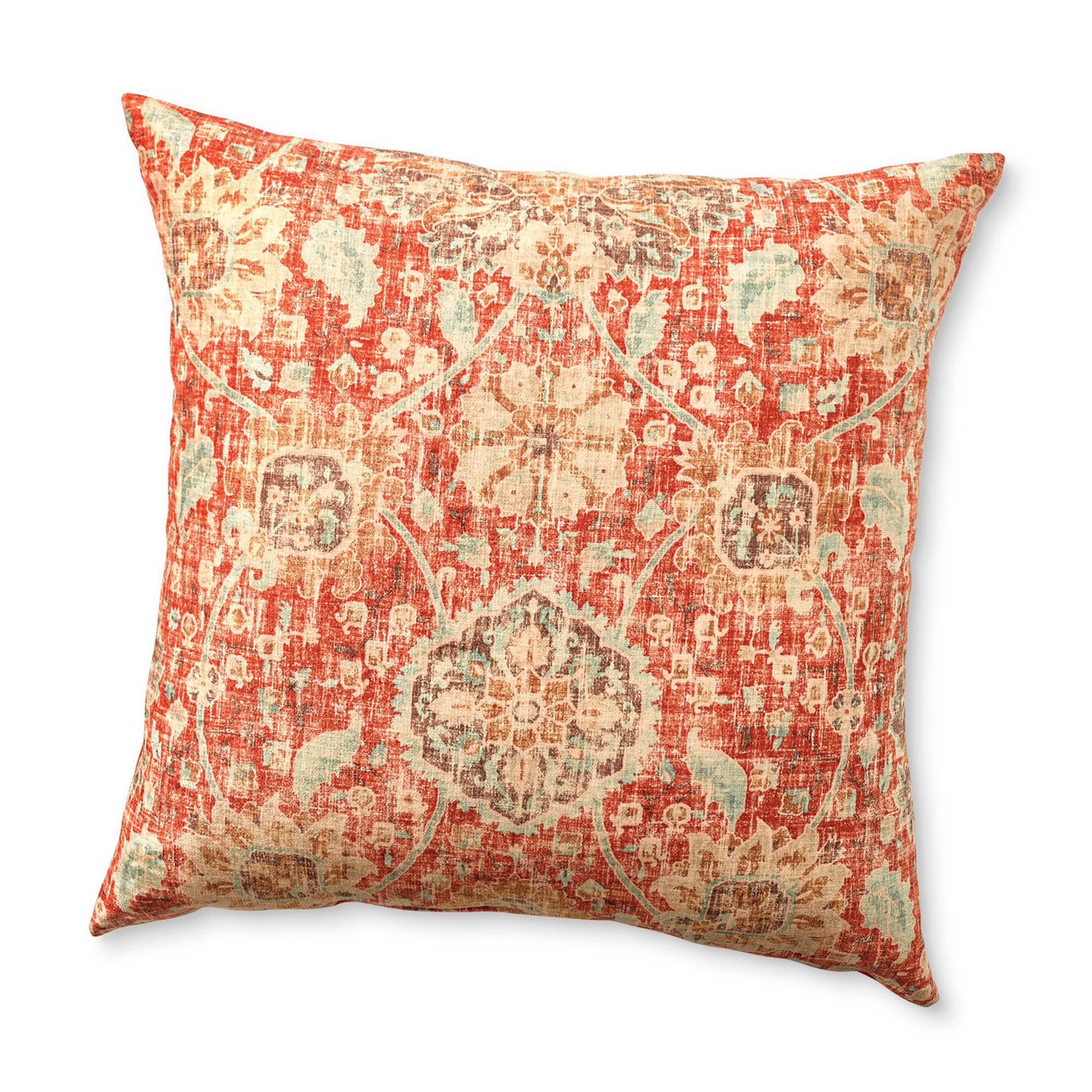 Throw Pillows Home : Rajah Velvet Pillow Gump s