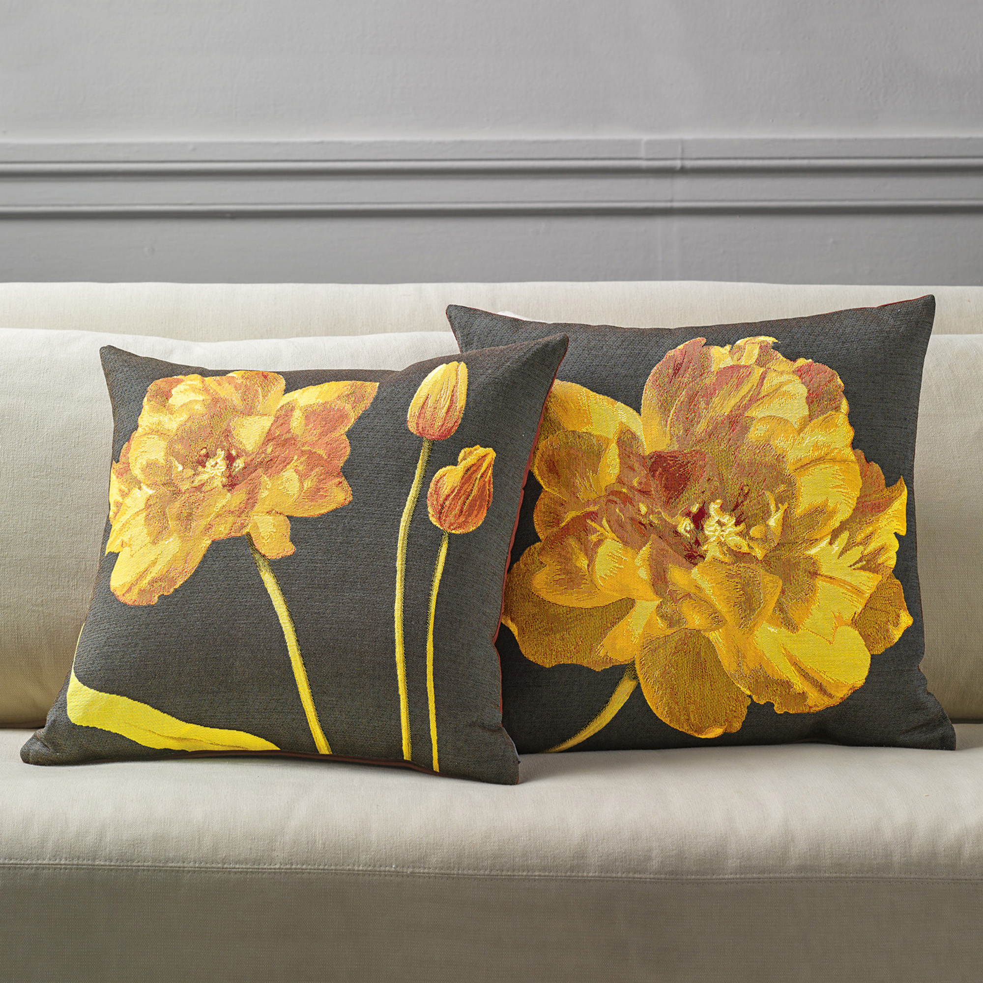 Covent Garden Tapestry Pillows