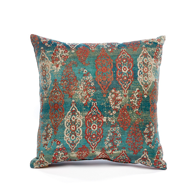 Black Forest Bohemian Baroque Pillow