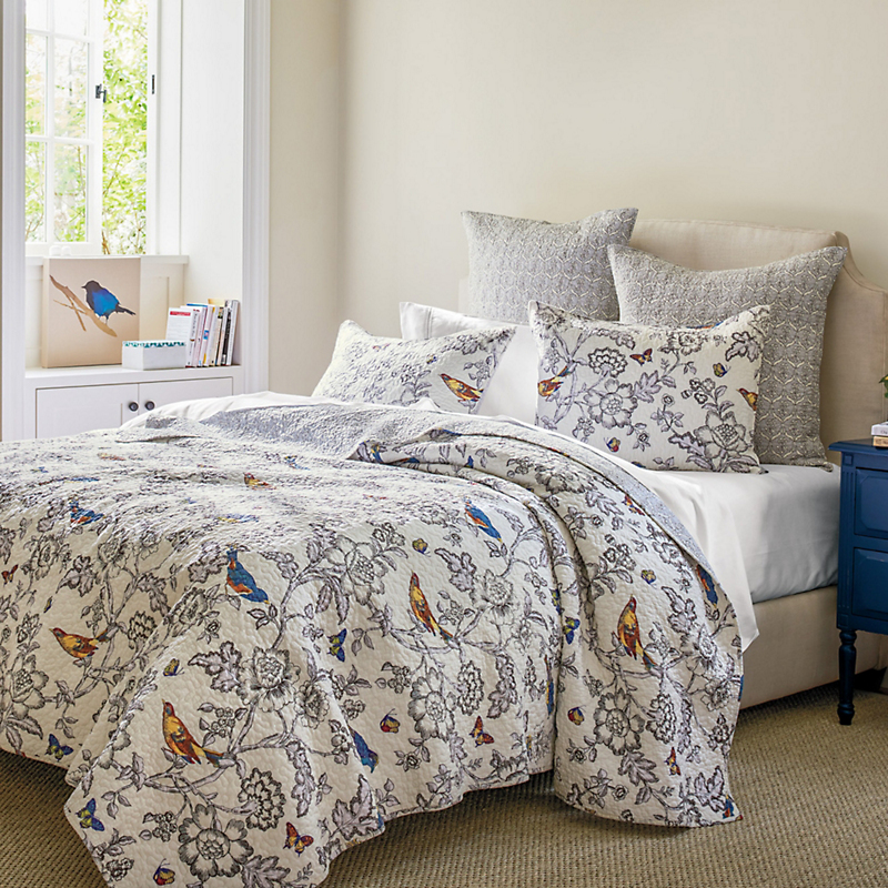 Mockingbird Reversible Bedding