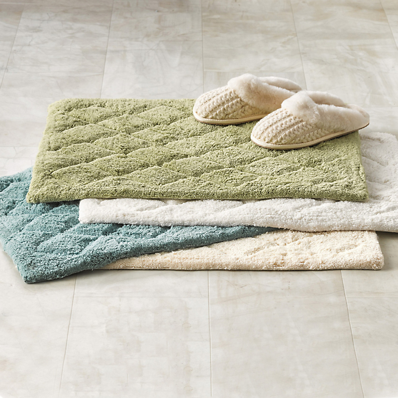 Plush Bath Mat