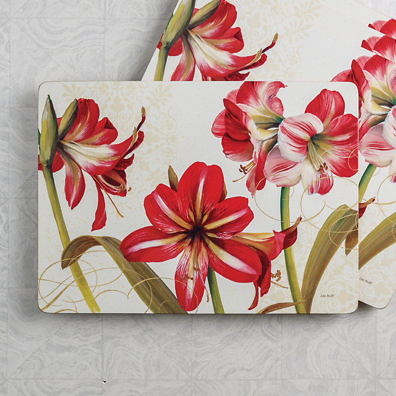 Holiday Garden Placemats