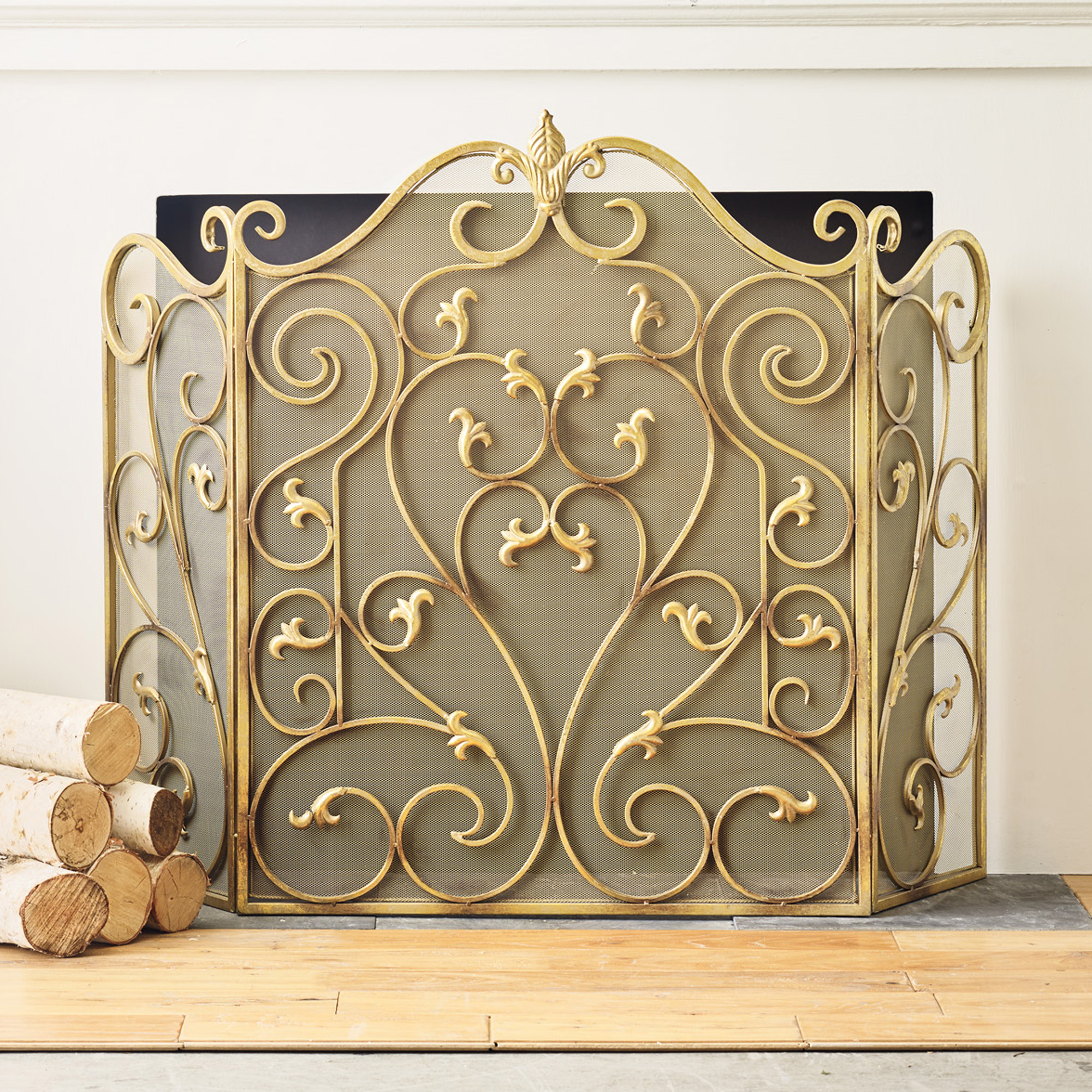Venezia Fireplace Screen