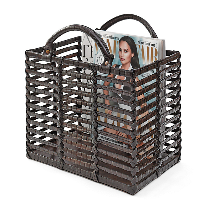 Reginald Magazine Holder