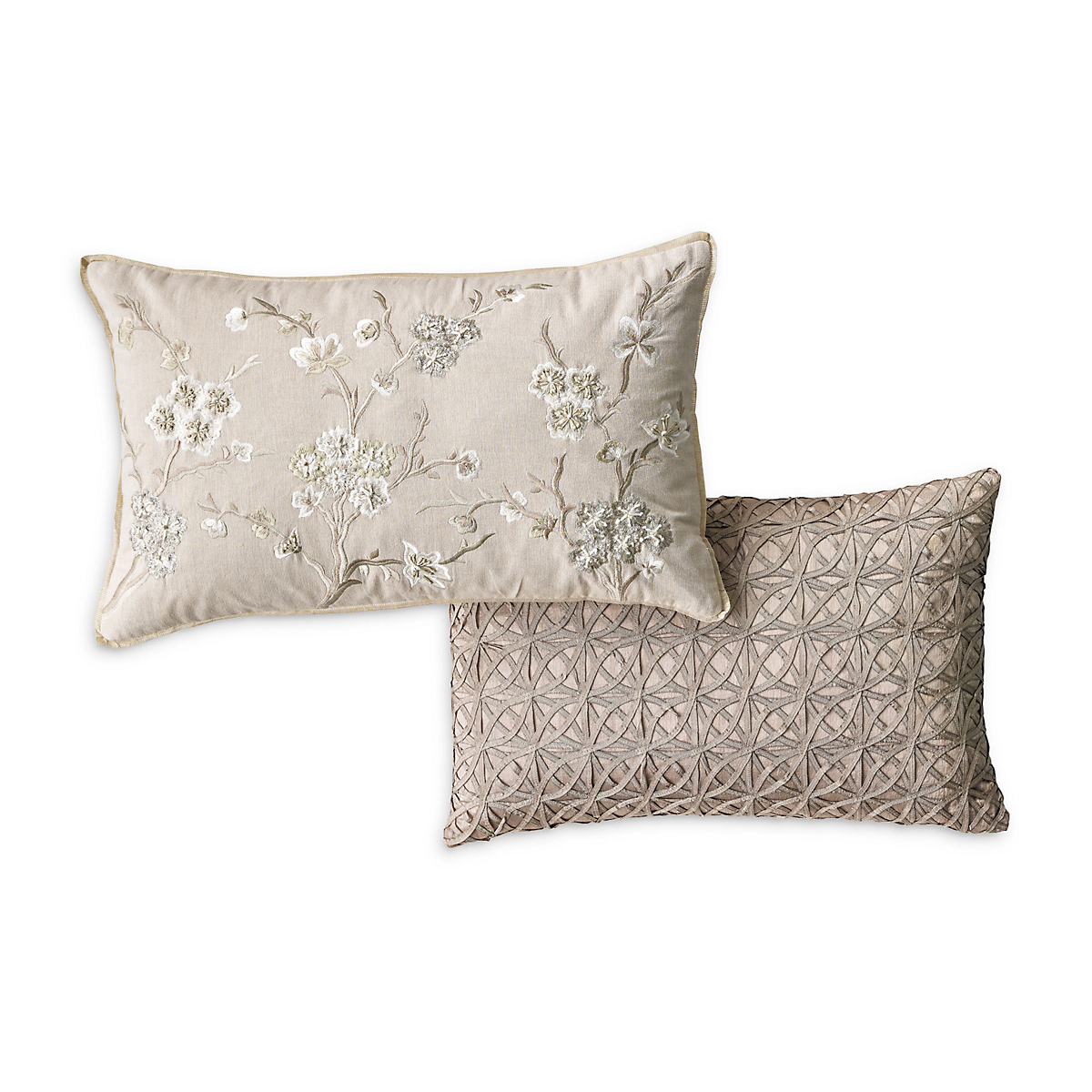 Luxe Textured Pillows