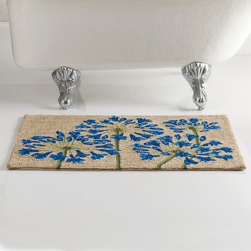 Agapanthus Accent Rug