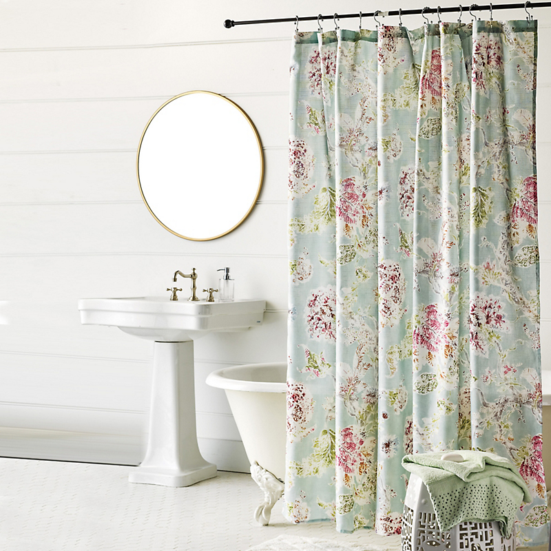 Giverny Shower Curtain