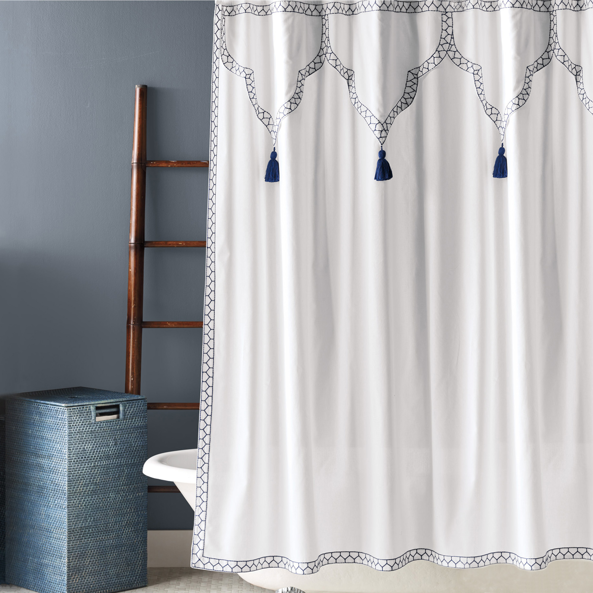 Rabat Shower Curtain