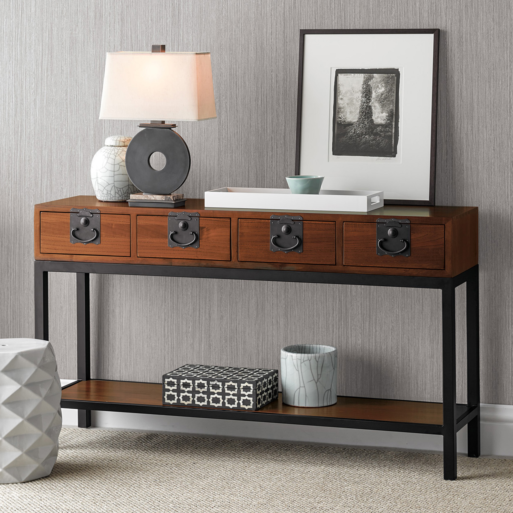 Maria Yee Matsumoto Console Table, 62""