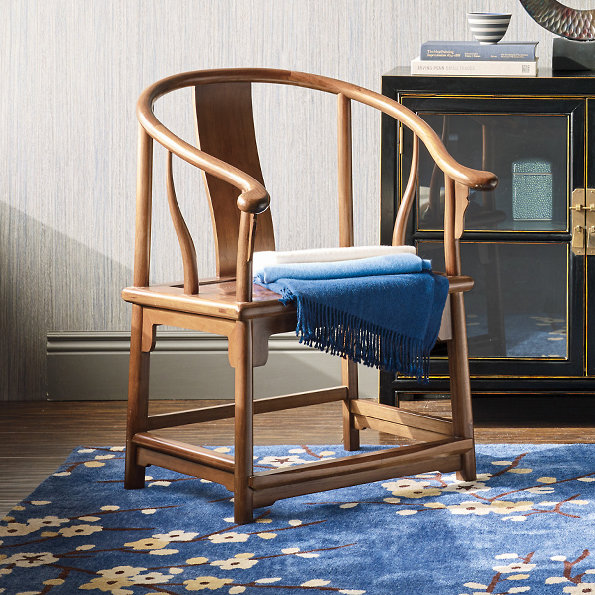 Maria Yee Horseshoe Chair