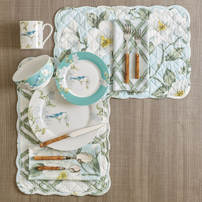 Carolina Reversible Table Linens