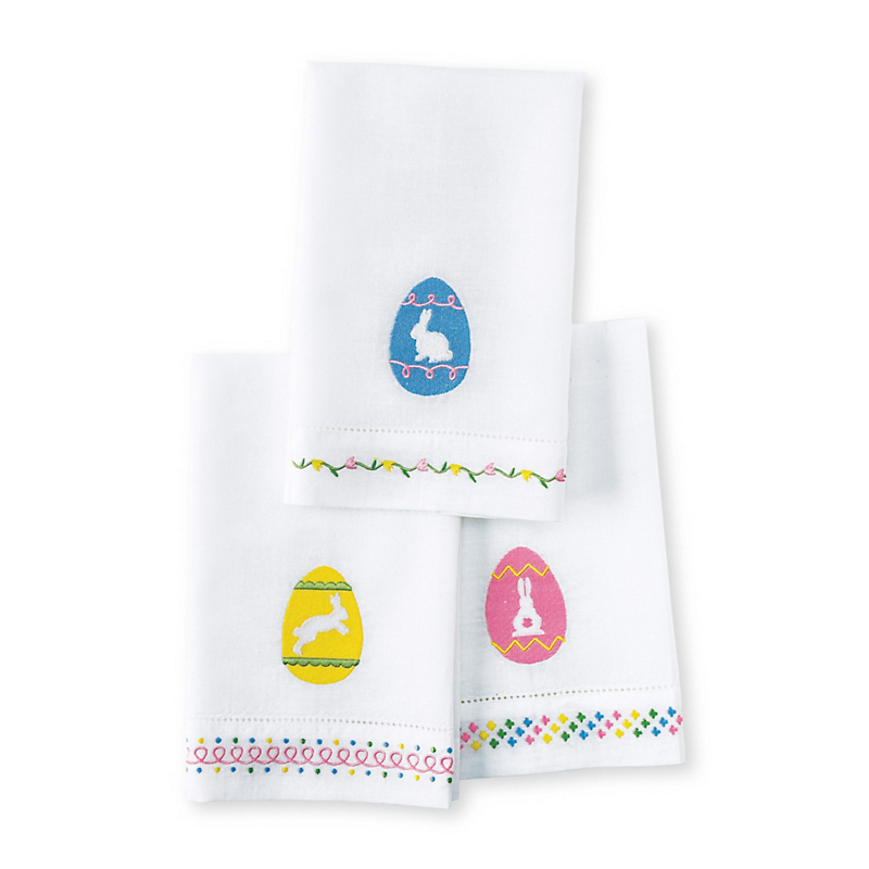 Easter Egg Guest Towels