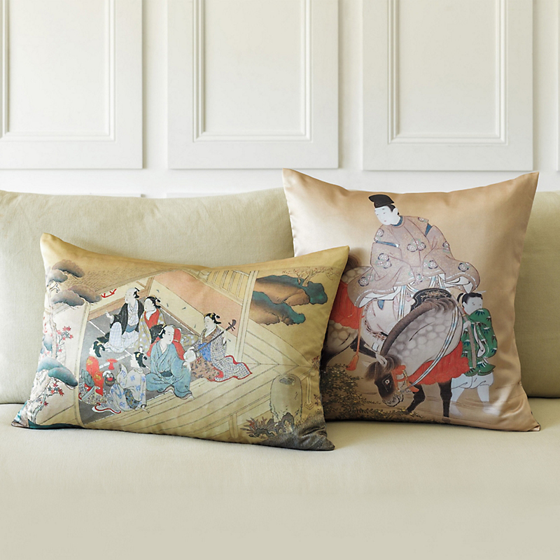 Imperial Court Pillows
