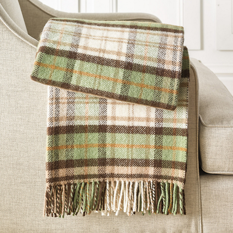 Tweedmill Wool Throw