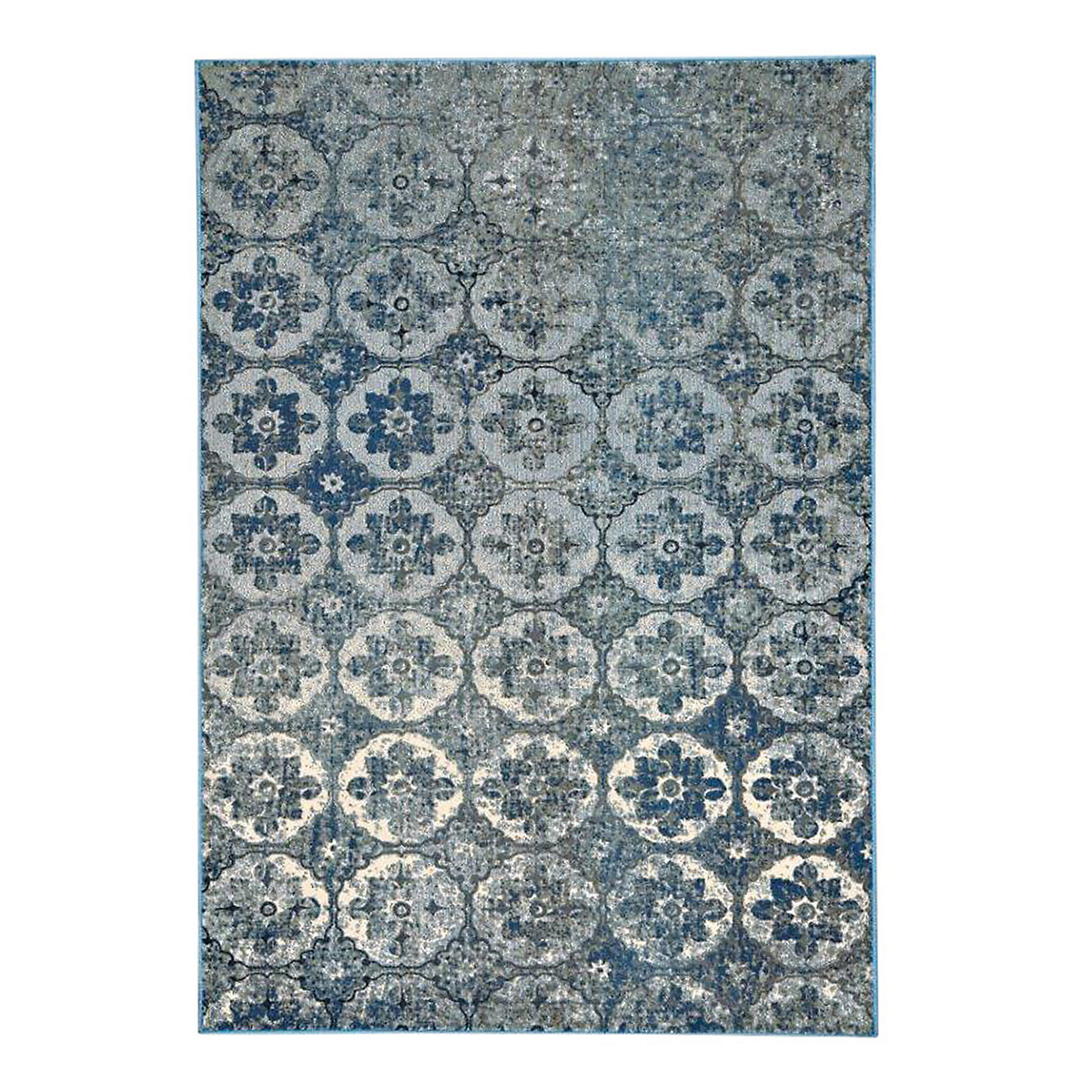 Peyton Wool Medallion Rug
