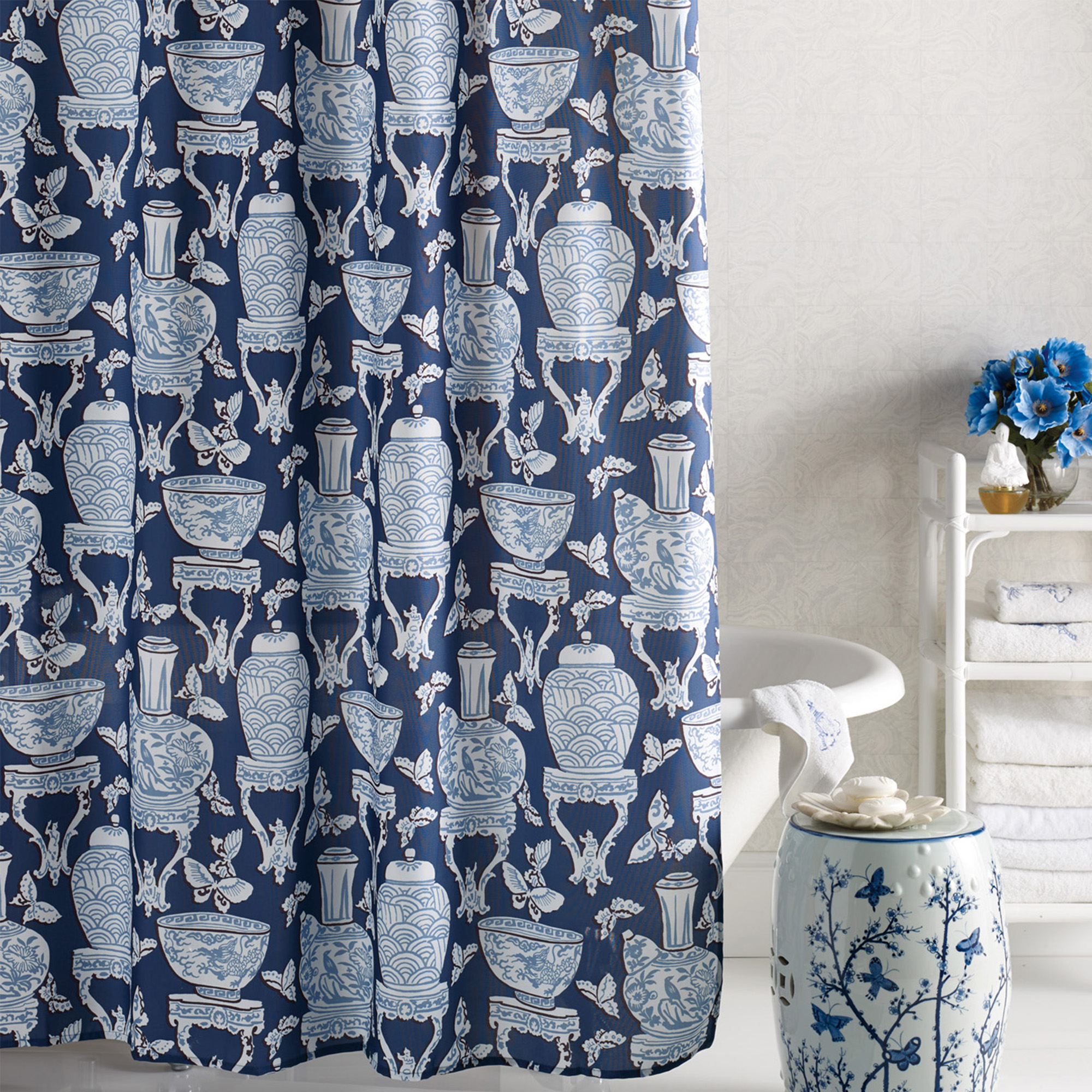 Ming Shower Curtain