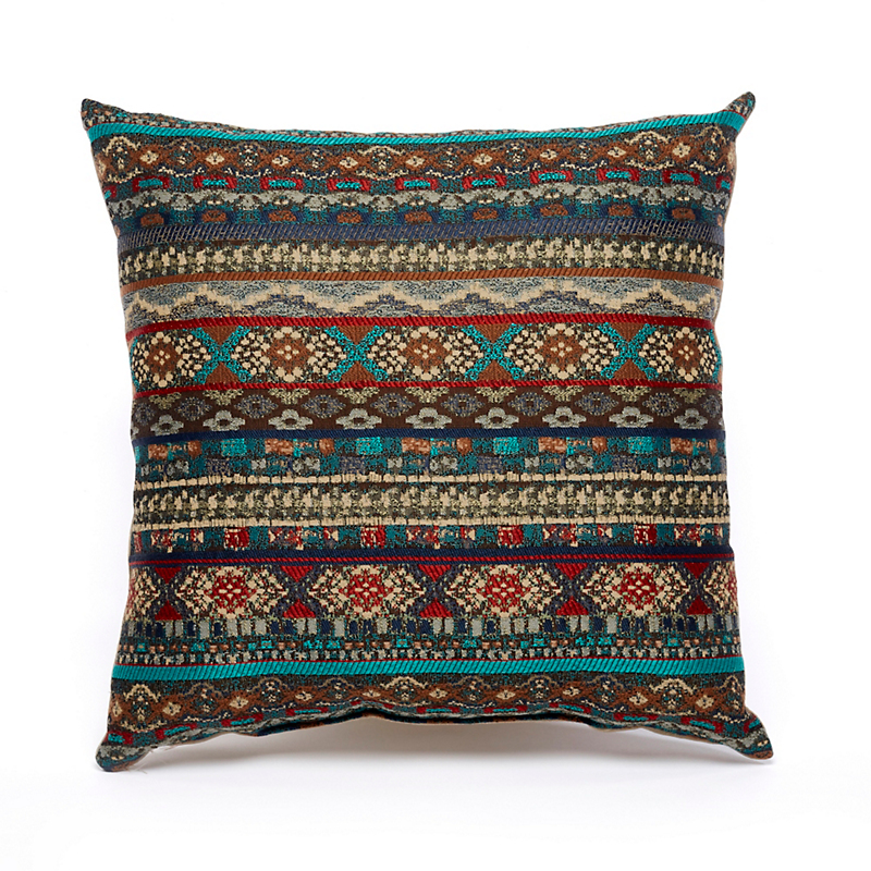 Jacquard Bohemia Gemology Pillows