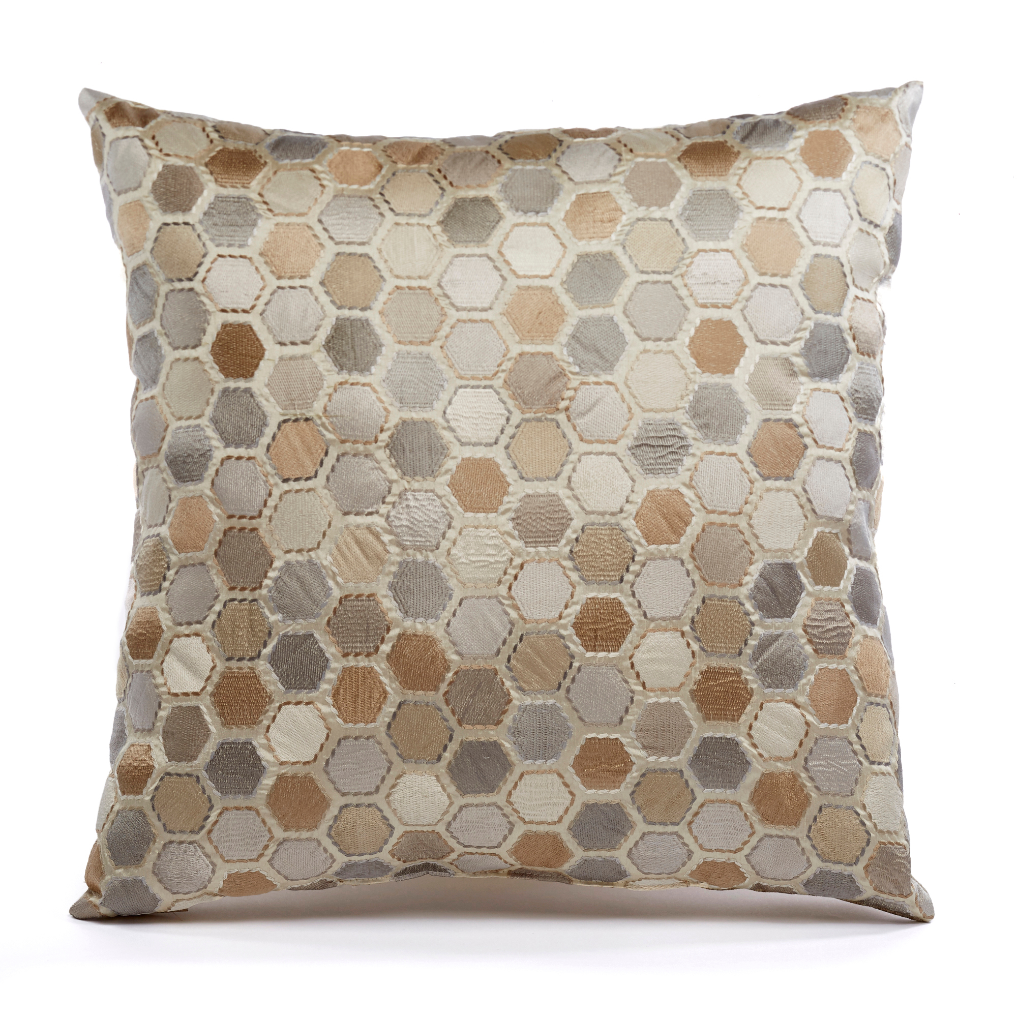 Dots Pillow, Neutral
