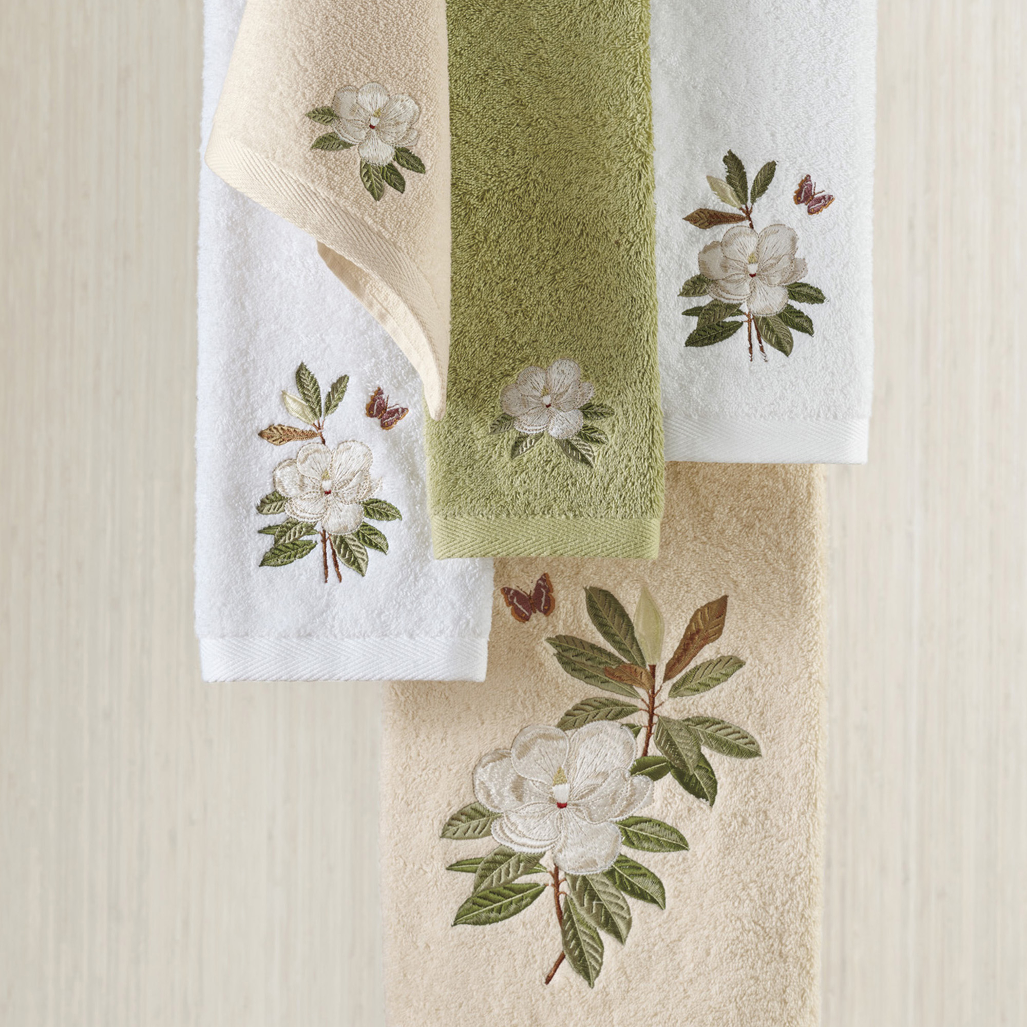 Magnolia Towels