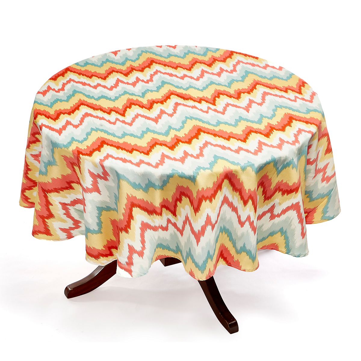 Ikat Outdoor Table Linens