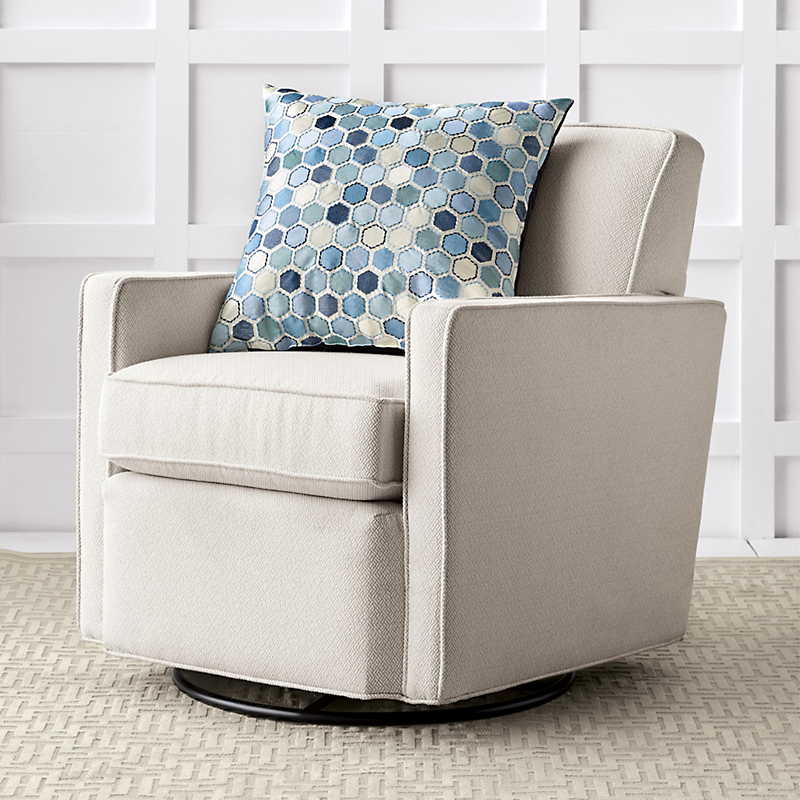 Bryce Swivel Glider Chair