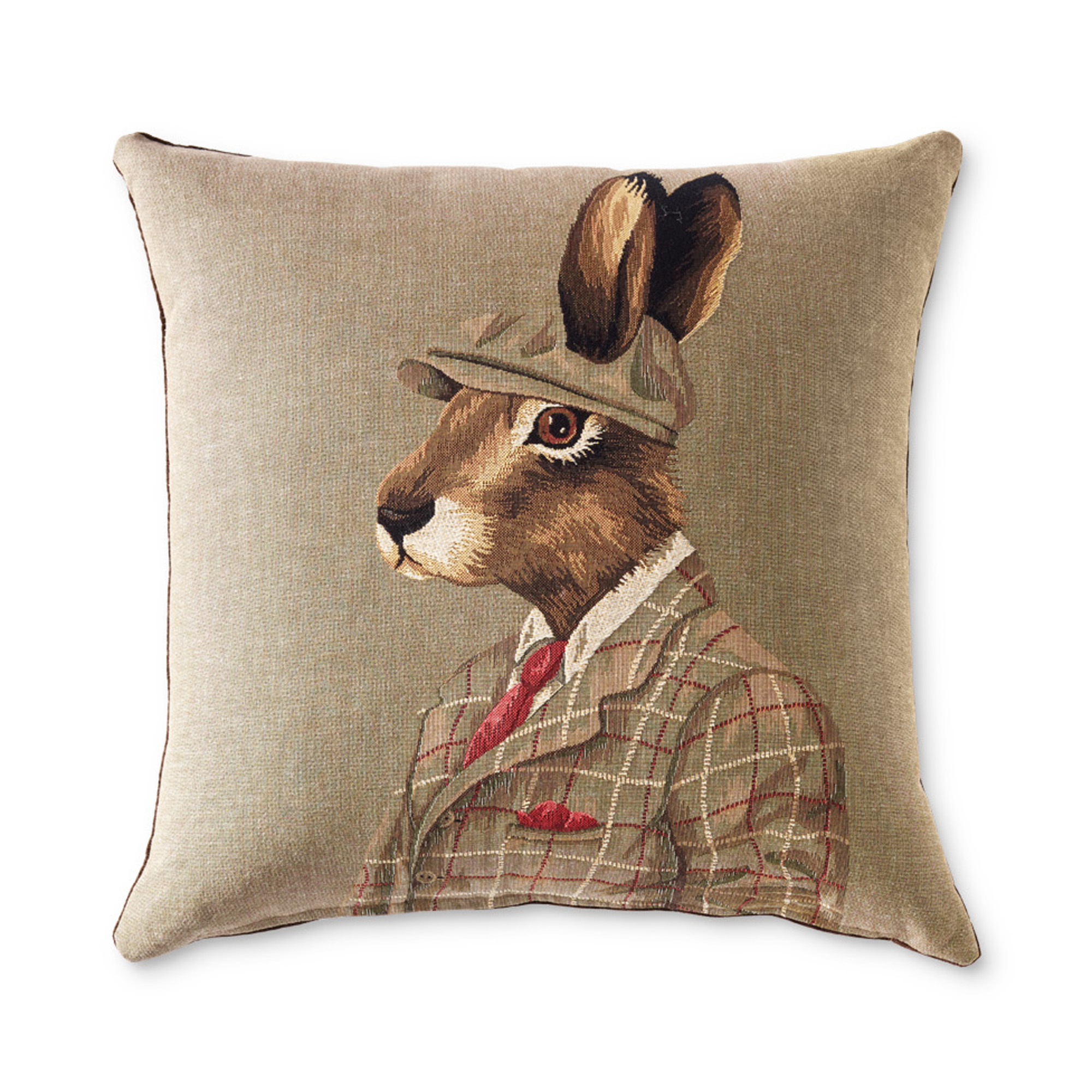 Country Hare Pillow