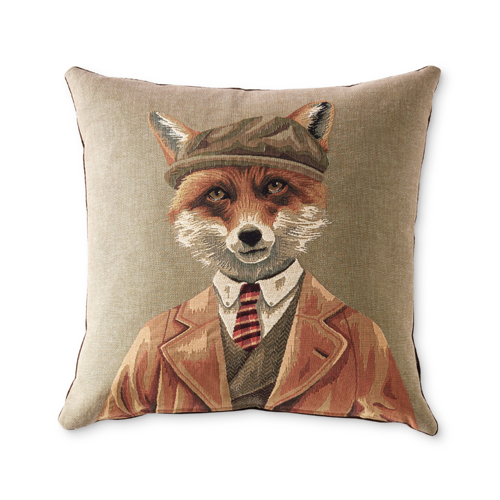 Country Fox Pillow