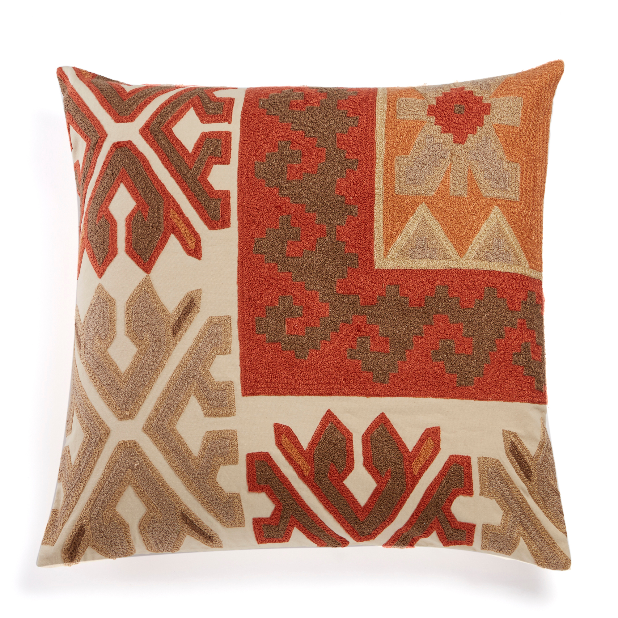 Chandra Embroidered Pillow