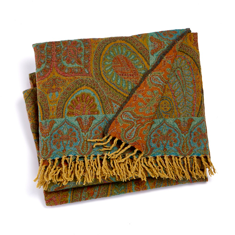Jaipur Wool Throw