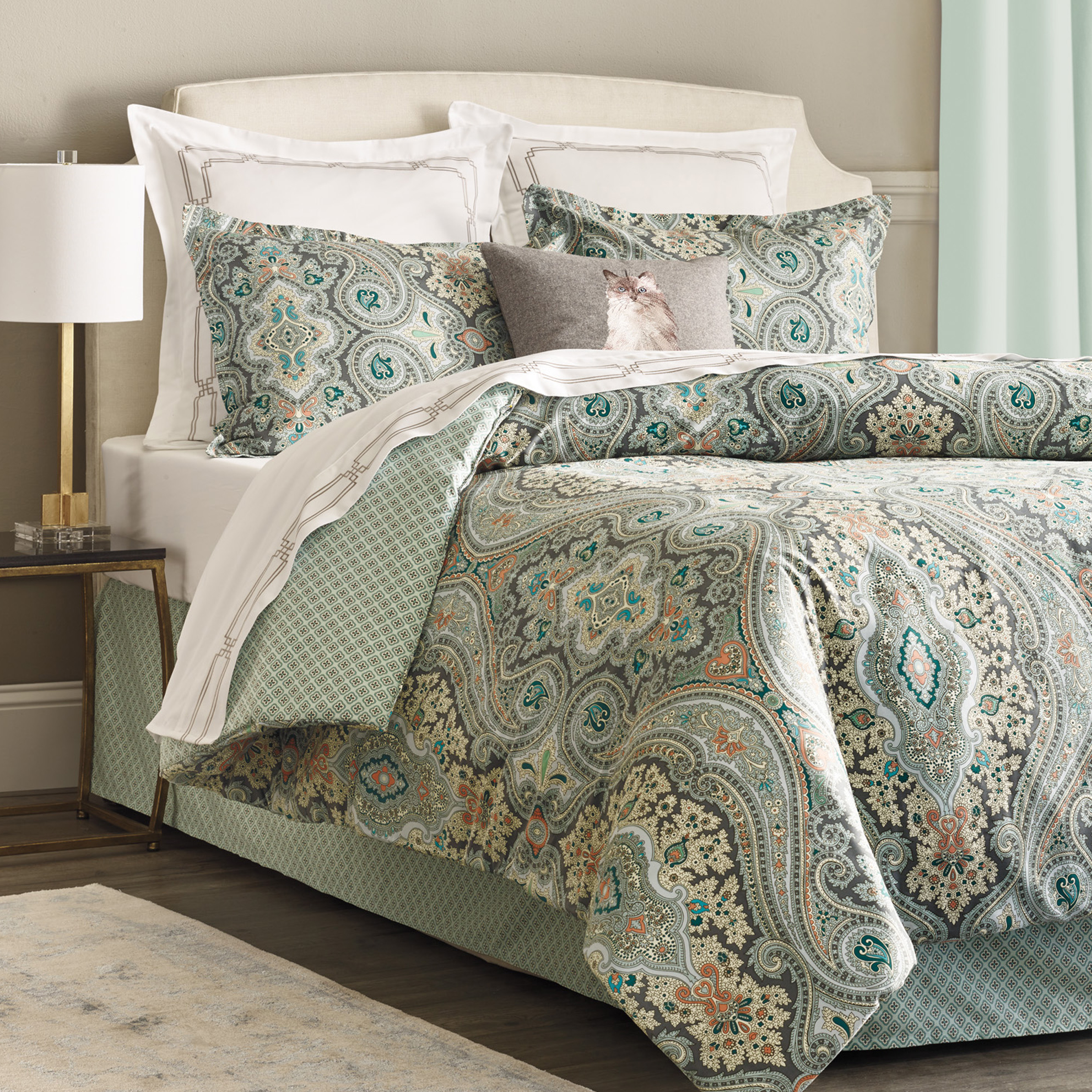 Finley 4-Piece Bedding Set