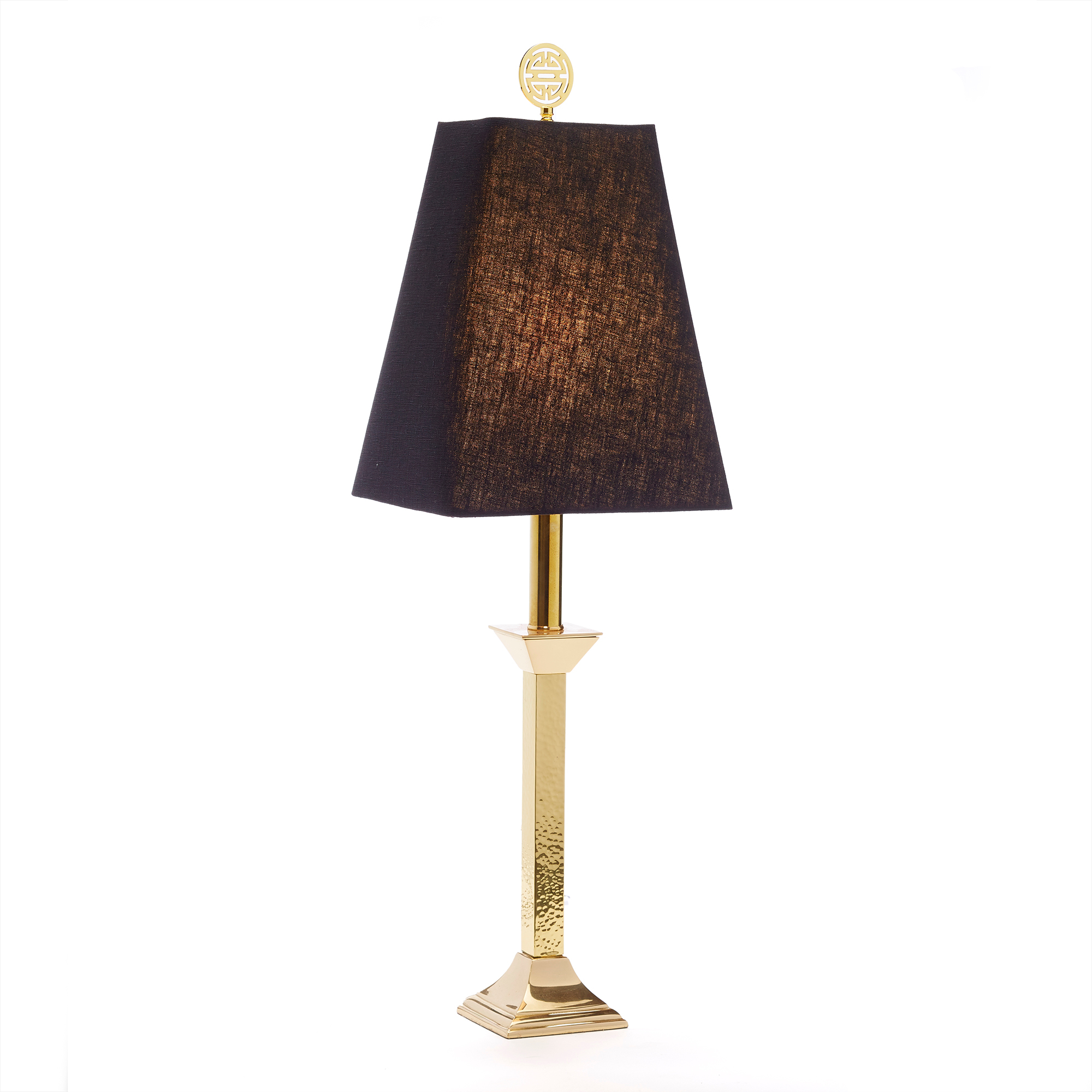 Logan Brass Lamp